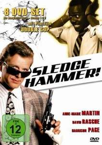 [amazon.de] Sledge Hammer Season 1+2 DVD ab 14,25 Euro