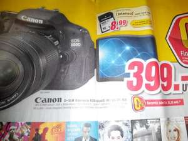 [lokal]Canon EOS 600 inkl. 18-55 DC Kit