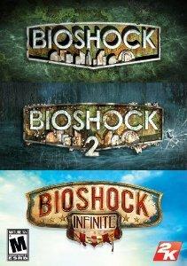 [Steam] BioShock 1 + 2  +BioShock Infinite @amazon.com