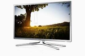 Samsung UE 46 F 6270 SSXZG LED Fernseher, silber, Wlan, TripleTuner, Smart TV