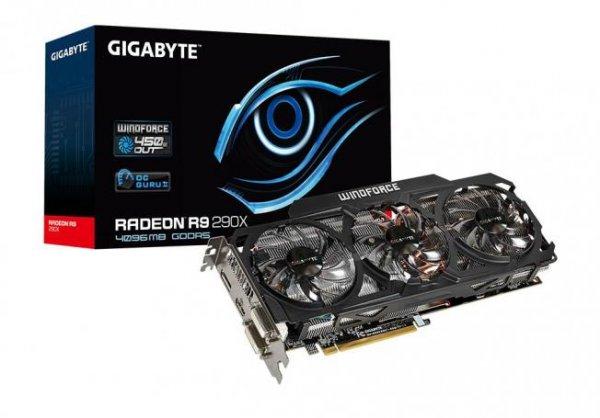 [Meinpaket] Grafikkarte GPU Gigabyte R9 290X OC Windforce 3 + Battelfield 4 (GV-R929XOC-4GD-GA)