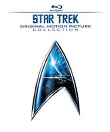 Star Trek Movies 1-6 [Blu-Ray] @Amazon Frankreich-Marketplace / Versand nach Deutschland / Deutscher Ton / €35,99
