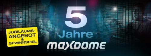 Maxdome Premium Paket für 9.99€ statt 14.99€/Monat