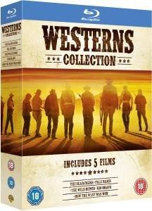 Western Collection [5xBlu-ray] bei thehut für 15,50€