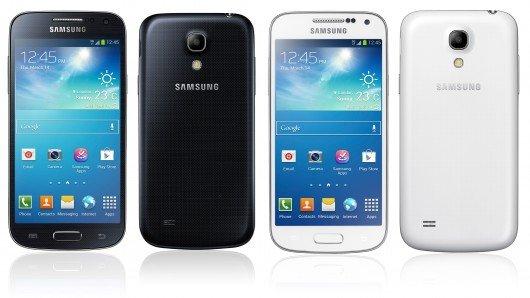 Samsung Galaxy S4 Mini Schwarz/Weiss
