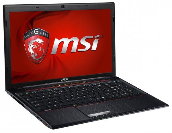 MSI GP60 mit I7 4700MQ,GT740M und Full HD bei Cyberport für 599€