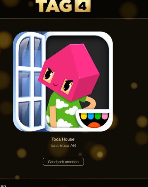 iTunes 12 Tage Geschenke: Tag 4