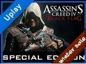 Assassin's Creed IV (4) Black Flag PC