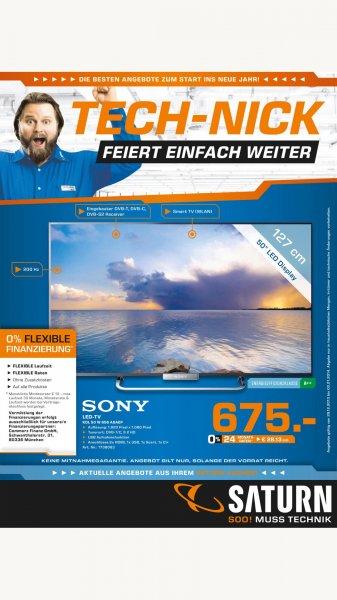 [Lokal] Sony 50 KDL w 656 @ Saturn Aachen