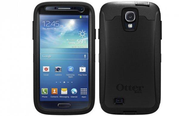 OtterBox Defender für Samsung Galaxy S4 schwarz für 11,40€