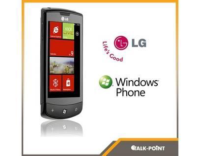 LG E900 Optimus 7 black für 142,89 € (mit MP-Gutschein v. DailyDeal)