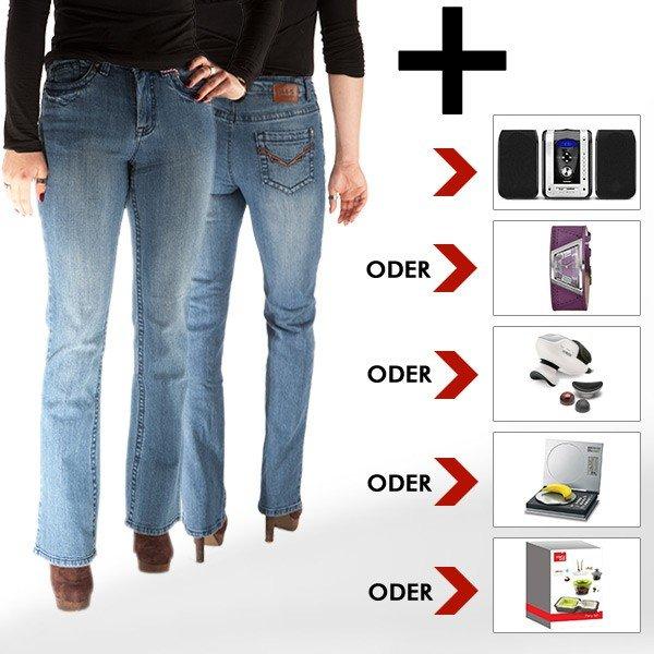 2 x Jeans und Gratisartikel (der bis zu 59Eur kostet) für 49,95