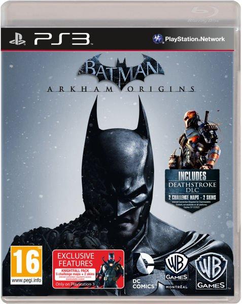 Xbox360/PS3 - Batman: Arkham Origins für €26,89 [@Zavvi.com]