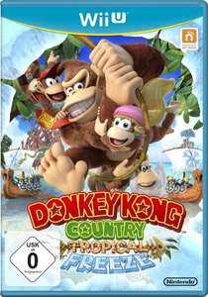 Donkey Kong Tropical Freeze 45.99€ @Amazon