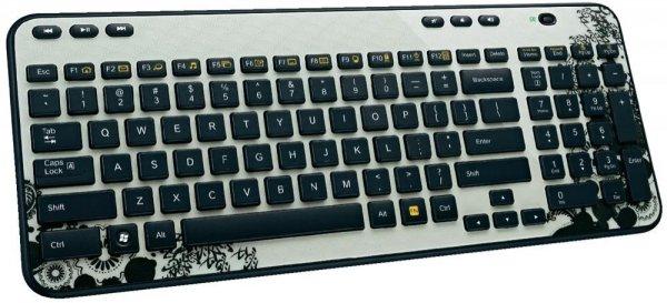 Wieder da und nur noch heute: Logitech K360 Wireless Keybord für 14,89 € bei digitalo.de!
