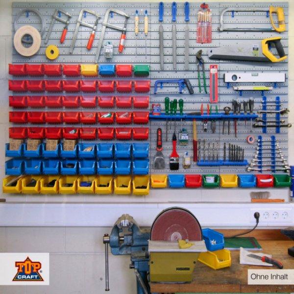 [ALDI Nord] Ordnungssystem Werkzeug für Garage + Keller wie Allit