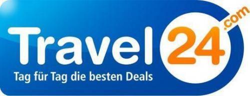 Dailydeal:  Travel24.com  8 Euro statt 115