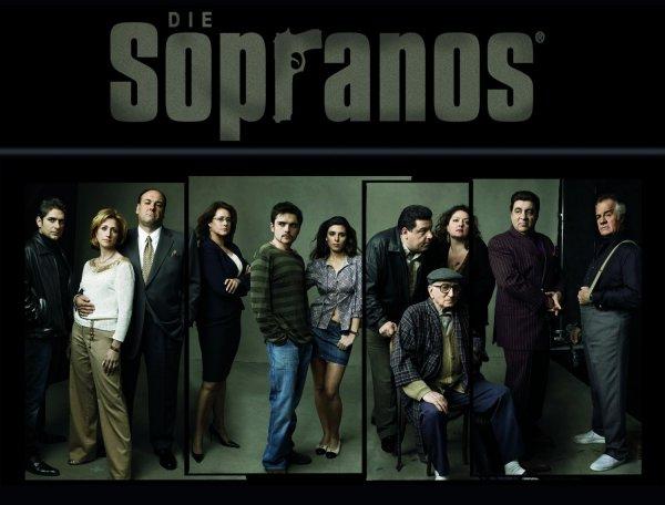 Die Sopranos - Die ultimative Mafiabox [Amazon]
