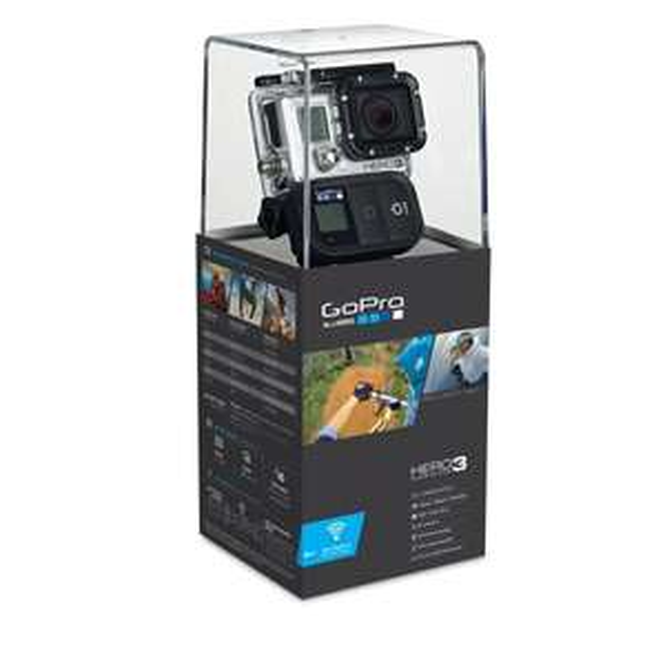 GoPro Kamera & Zubehör Hero3 Black Edition Outdoor Cover 253,93 € @ Amazon WHD