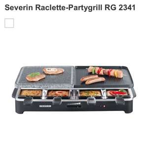 Kaufhof Severin Raclette-Partygrill RG 2341