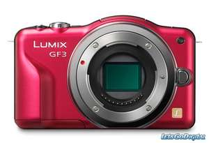 Panasonic DMC-GF3 Body