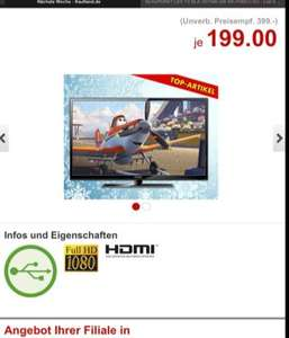 Full-HD-LED-TV »BLA-32/141I-GB-5B-FHBKU-EU«