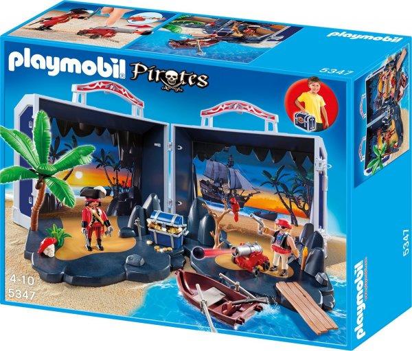Playmobil™ - Piratenschatzkoffer (5347) ab €18,95 [@Galeria-Kaufhof.de]