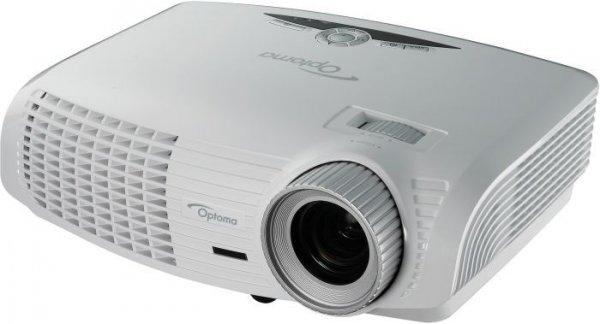 Optoma HD25e für 708€- FullHD 3D DLP Beamer @ Notebooksbilliger