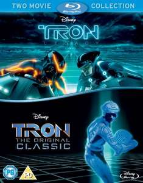 Tron: Legacy & Tron - The Original Classic für 9,58€ @Zavvi