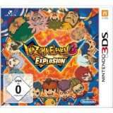 Inazuma Eleven 3: Explosion (3DS) Pal