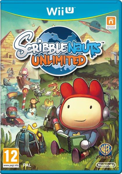 Nintendo Wii U - Scribblenauts Unlimited ab €24,34 [@Wowhd.de]