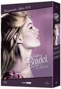 Brigitte Bardot Collection (DVD) für 8€ @Media Dealer