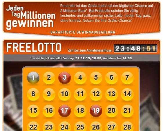 """Gratis zocken: Euromillions Tipp als Neukunde bei JAXX + täglich 1x """"FreeLotto"""" und 3 Rubbelcards"""