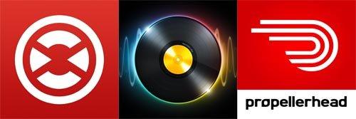 DJ Apps im Angebot im AppStore