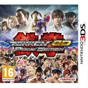 (UK) Tekken 3D: Prime Edition [3DS] für 5,96€ oder Madden NFL für 4,77€ @ Zavvi (UPDATE - Tekken ist aus - Madden gibt es noch)