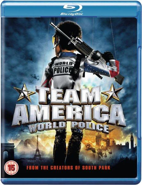Blu-ray - Team America: World Police für €5,97 [@Zavvi.com]