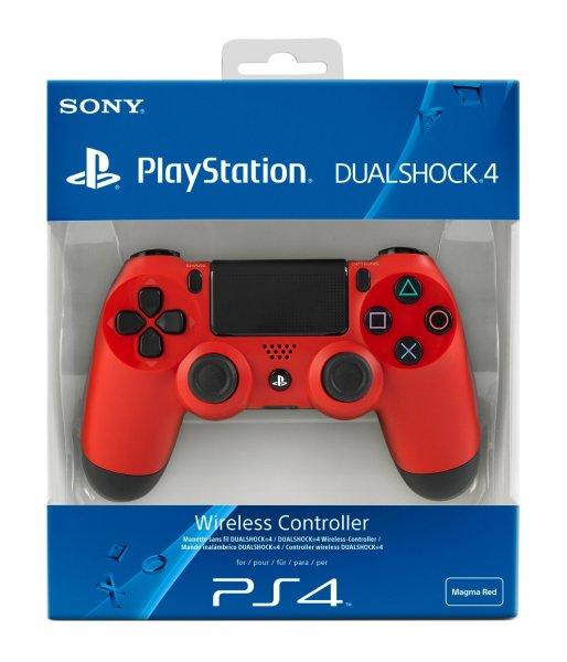 PS4 - Dualshock 4 Controller ROT | 49,89 €