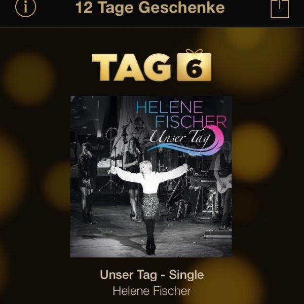 Helene Fischer - Unser Tag @iTunes
