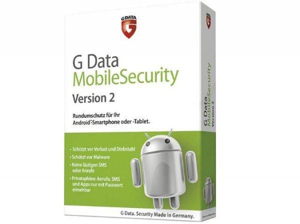 G Data MobileSecurity 2 Gratis für Android bei Samsung Apps
