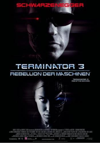 Terminator 3 [DVD] für ~ 3.18€ @ amazon.UK