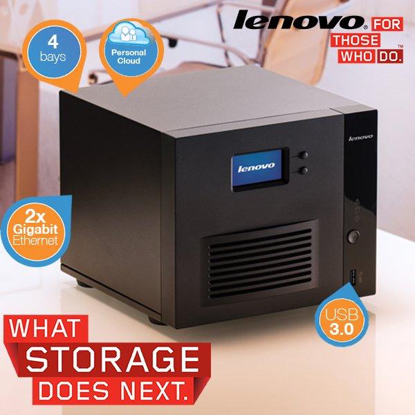 Lenovo IX4 - 300d NAS Server