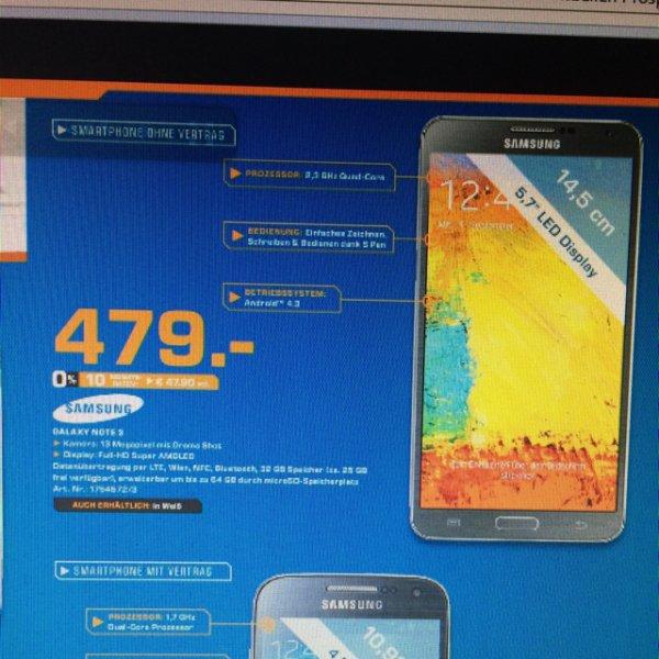 Samsung Note 3 (Saturn)