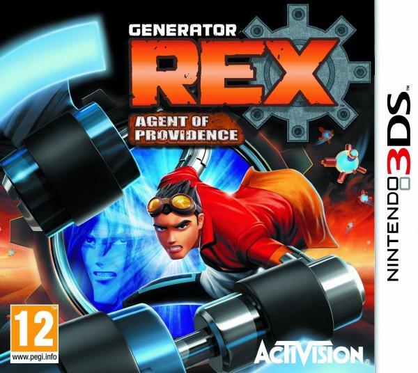 Nintendo 3DS - Generator Rex: Agent of Providence für €5,99 [@Zavvi.com]
