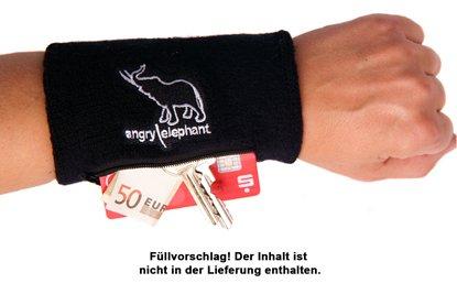 XXL-Schweißband mit Fach Angry Elephant sport 3,45€ @eBay