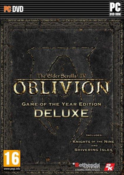 Elder Scrolls Oblivion standard wie deluxe