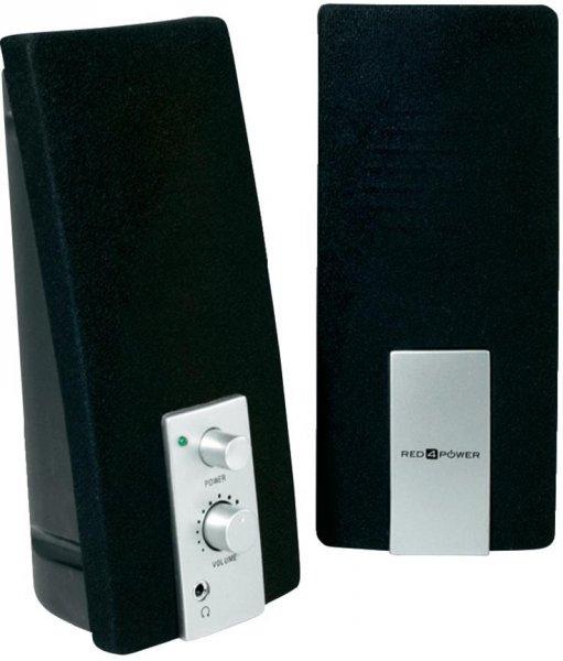 digitalo: Red4Power R4-B009, 2.0 PC-Lautsprecher für 4,99€!!