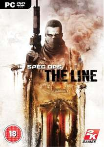 Spec Ops: The Line PC @ zavvi.com
