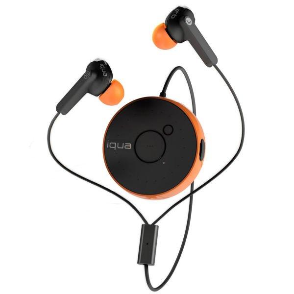 Bluetooth (Sport-) Kopfhörer - Iqua Spin Sports - Für ca. 19,40 € @TheHut
