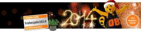 OBI 10 Euro Neujahresbonus für den Online-Shop !! Ab 100 Euro Einkauf - 10%