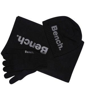 Bench- Geschenkset (Schal, Mütze und Handschuhe im Set) @ ASOS
